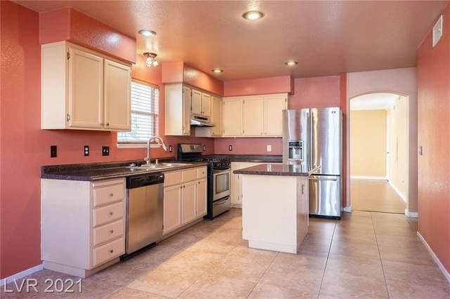 7564 Glowing Ember Court #101, Las Vegas, NV 89130 (MLS #2287849) :: Custom Fit Real Estate Group
