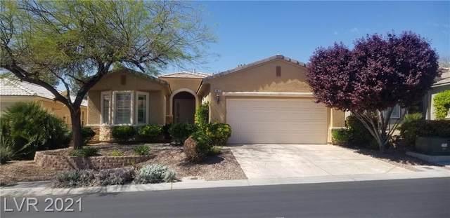 4431 Palloni Court, Las Vegas, NV 89135 (MLS #2287850) :: Lindstrom Radcliffe Group