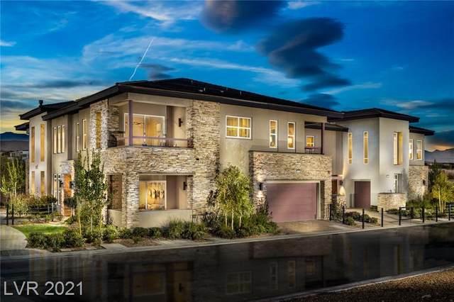 11280 Granite Ridge Drive #1074, Las Vegas, NV 89135 (MLS #2287851) :: Lindstrom Radcliffe Group