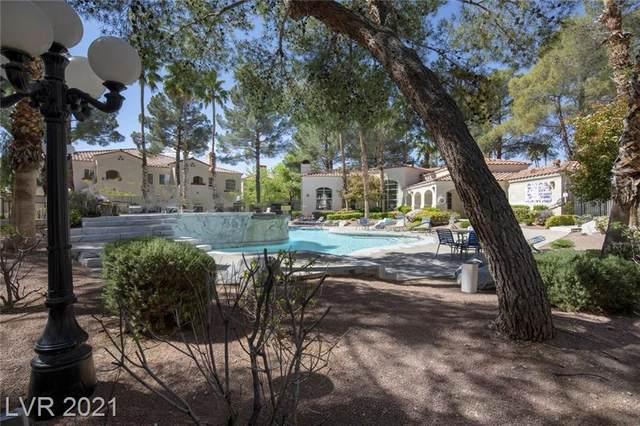 8432 Running Deer Avenue #103, Las Vegas, NV 89145 (MLS #2287859) :: ERA Brokers Consolidated / Sherman Group