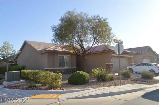6179 Forest Pony Avenue, Las Vegas, NV 89122 (MLS #2287865) :: Custom Fit Real Estate Group