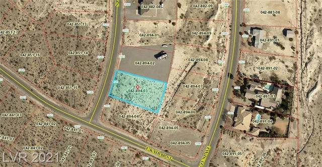 2541 S Washoe Avenue, Pahrump, NV 89048 (MLS #2287866) :: Lindstrom Radcliffe Group