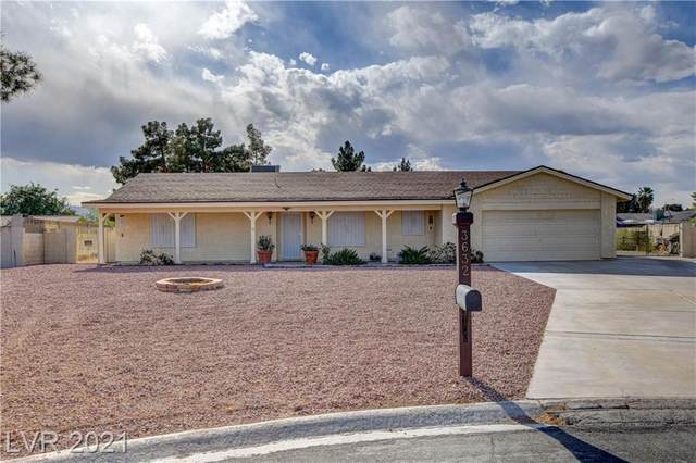 3632 Beeson Court, Las Vegas, NV 89130 (MLS #2287871) :: Team Michele Dugan