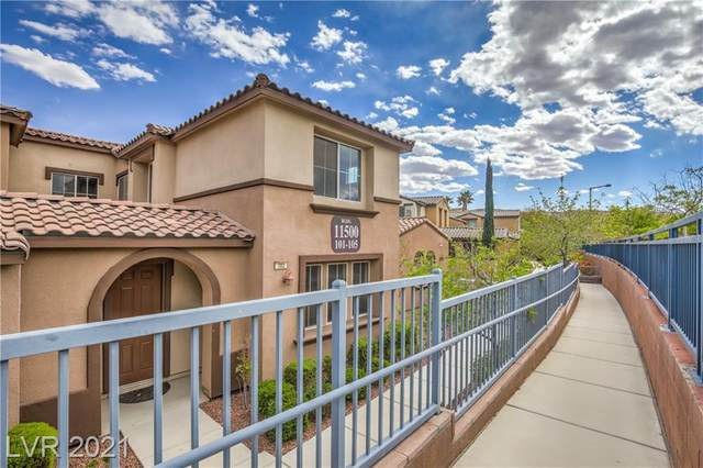 11500 Belmont Lake Drive #102, Las Vegas, NV 89135 (MLS #2287877) :: Team Michele Dugan