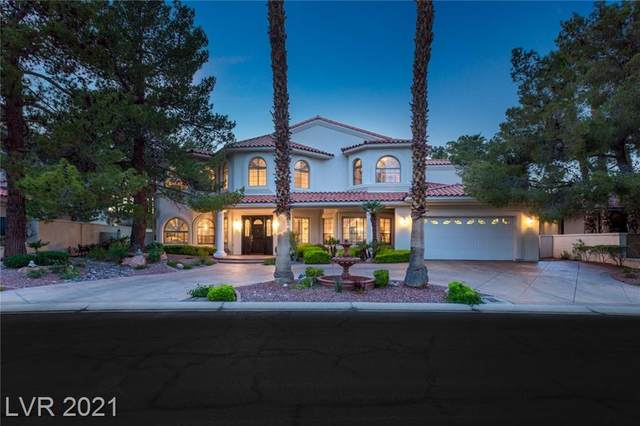 8912 Canyon Springs Drive, Las Vegas, NV 89117 (MLS #2287879) :: The Mark Wiley Group | Keller Williams Realty SW