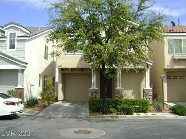 8146 Golden Flowers Street, Las Vegas, NV 89139 (MLS #2287880) :: Signature Real Estate Group