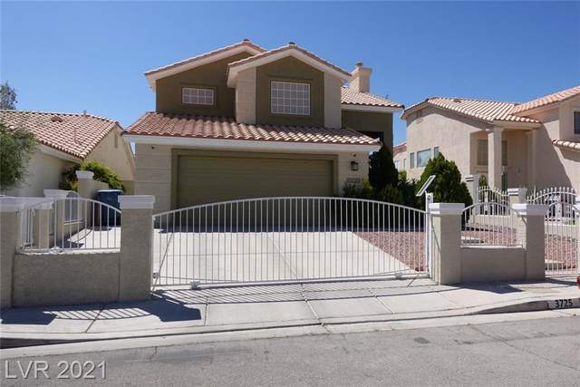 3725 Tranquil Canyon Court, Las Vegas, NV 89147 (MLS #2287887) :: Jeffrey Sabel