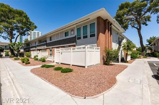 697 Oakmont Avenue #3312, Las Vegas, NV 89109 (MLS #2287889) :: Team Michele Dugan