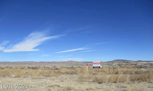 Us Hwy 93-9.94 Acres, Panaca, NV 89042 (MLS #2287901) :: Signature Real Estate Group
