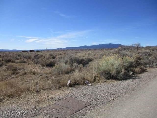 Nv Hwy 319-7.6 Acres, Panaca, NV 89042 (MLS #2287903) :: Signature Real Estate Group
