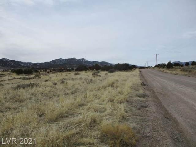 Eagle Valley Rd-33.89 Acres, Ursine, NV 89043 (MLS #2287908) :: Signature Real Estate Group