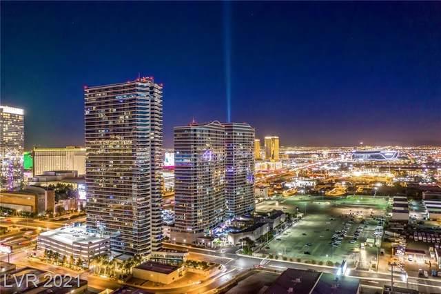 4471 Dean Martin Drive #1210, Las Vegas, NV 89103 (MLS #2287914) :: Lindstrom Radcliffe Group