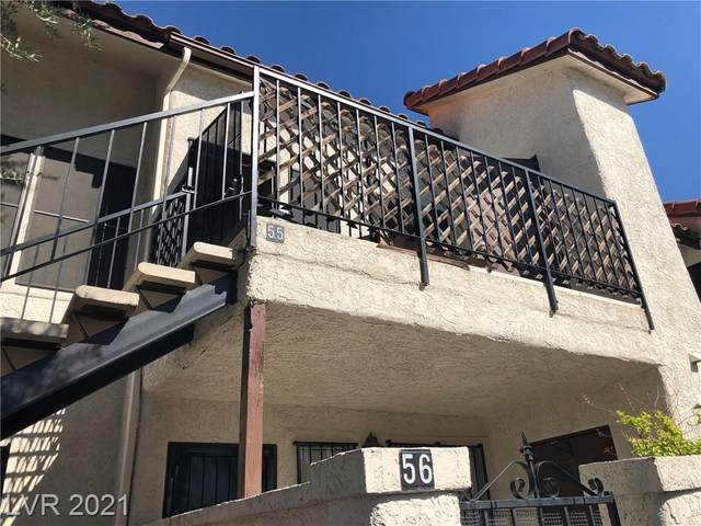 3632 Di Salvo Drive #55, Las Vegas, NV 89103 (MLS #2287916) :: Lindstrom Radcliffe Group