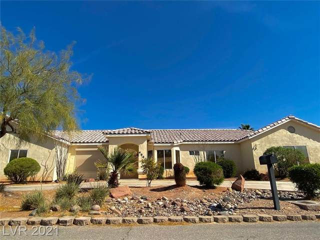 4660 Green Diamond Circle, Las Vegas, NV 89118 (MLS #2287923) :: Signature Real Estate Group
