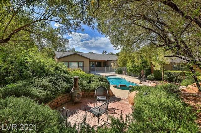 10748 Callington Way, Las Vegas, NV 89183 (MLS #2287932) :: Signature Real Estate Group