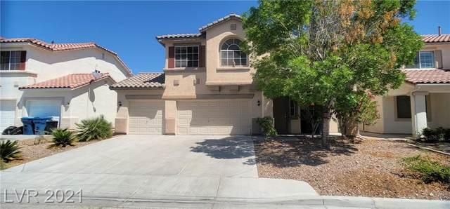 5438 Avent Ferry Street, Las Vegas, NV 89148 (MLS #2287935) :: Signature Real Estate Group