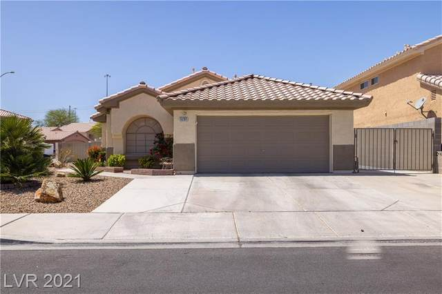 5201 White Coyote Place, Las Vegas, NV 89130 (MLS #2287938) :: ERA Brokers Consolidated / Sherman Group