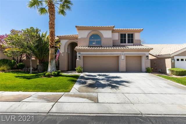 44 Chateau Whistler Court, Las Vegas, NV 89148 (MLS #2287955) :: Custom Fit Real Estate Group