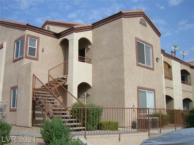 9580 Reno Avenue #224, Las Vegas, NV 89148 (MLS #2287967) :: Lindstrom Radcliffe Group