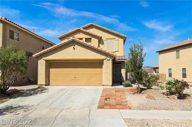 3312 Brayton Mist Drive, North Las Vegas, NV 89081 (MLS #2287971) :: Lindstrom Radcliffe Group