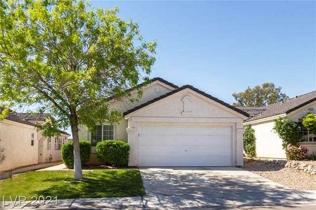 9371 Cool Creek Avenue, Las Vegas, NV 89147 (MLS #2287984) :: Lindstrom Radcliffe Group