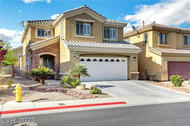 126 Short Ruff Way, Las Vegas, NV 89148 (MLS #2287994) :: Jeffrey Sabel