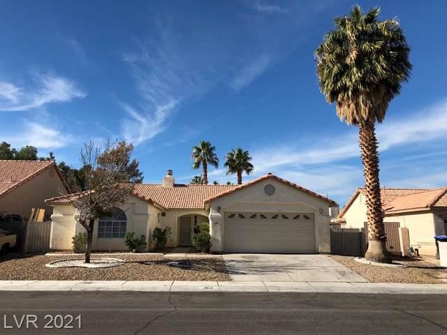 3641 Bordley Way, North Las Vegas, NV 89032 (MLS #2288001) :: The Perna Group