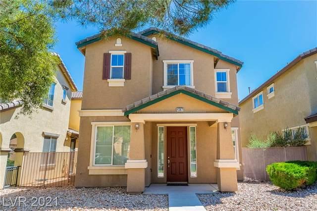 4367 Acropolis Avenue, North Las Vegas, NV 89031 (MLS #2288012) :: Galindo Group Real Estate