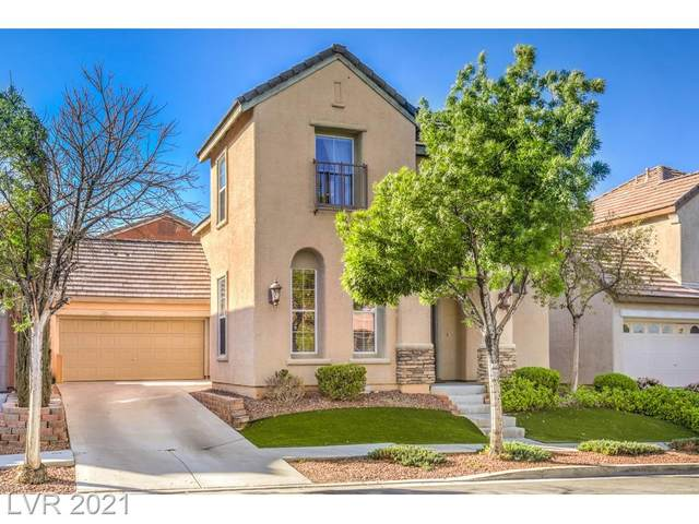 10314 Wood Plank Lane, Las Vegas, NV 89135 (MLS #2288017) :: The Perna Group