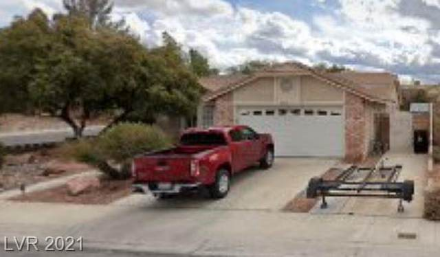 2841 Lotus Garden Court, Henderson, NV 89074 (MLS #2288032) :: Signature Real Estate Group