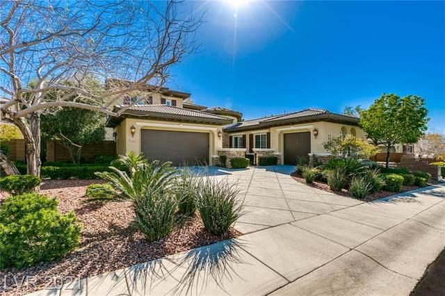 1353 River Spey Avenue, Henderson, NV 89012 (MLS #2288035) :: Custom Fit Real Estate Group