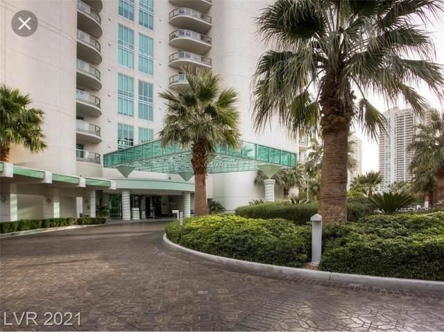 222 Karen Avenue #3807, Las Vegas, NV 89109 (MLS #2288053) :: The Mark Wiley Group | Keller Williams Realty SW