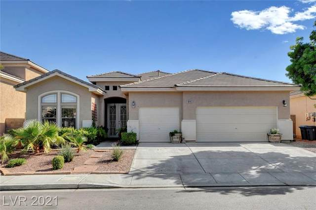 9245 Tisha Renee Avenue, Las Vegas, NV 89147 (MLS #2288067) :: Lindstrom Radcliffe Group