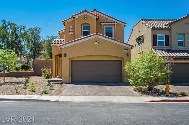 277 Persistence Court, Henderson, NV 89011 (MLS #2288076) :: Custom Fit Real Estate Group