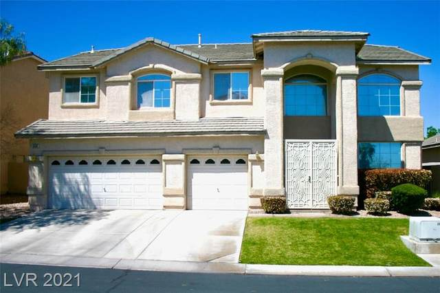 350 Whitly Bay Avenue, Las Vegas, NV 89148 (MLS #2288090) :: Lindstrom Radcliffe Group