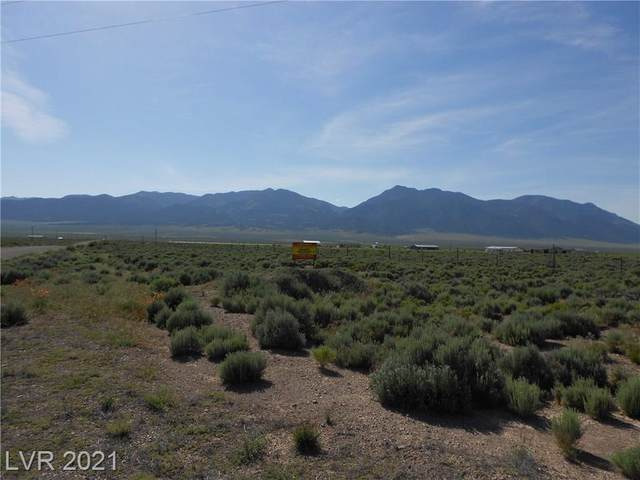 0 3-B Monte Neva Road, Ely, NV 89301 (MLS #2288091) :: Jeffrey Sabel