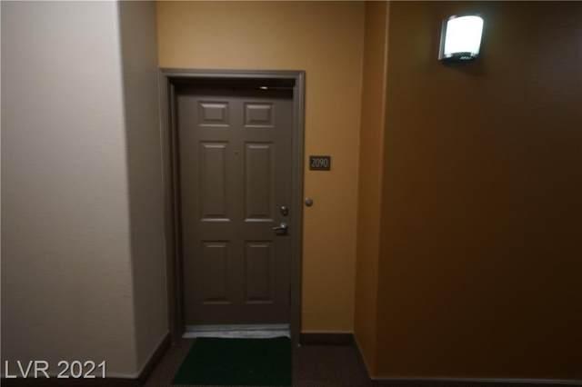 8777 Maule Avenue #2090, Las Vegas, NV 89148 (MLS #2288116) :: DT Real Estate