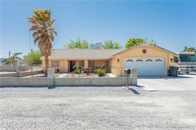2340 Mount Charleston Drive, Pahrump, NV 89048 (MLS #2288122) :: Jeffrey Sabel
