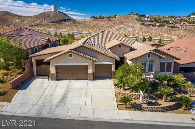 850 Da Vinci Cove, Boulder City, NV 89005 (MLS #2288127) :: ERA Brokers Consolidated / Sherman Group