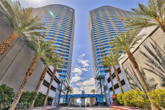 4575 Dean Martin Drive #610, Las Vegas, NV 89103 (MLS #2288134) :: Signature Real Estate Group