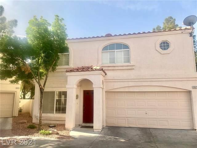 3372 Epson Street, Las Vegas, NV 89129 (MLS #2288148) :: Custom Fit Real Estate Group