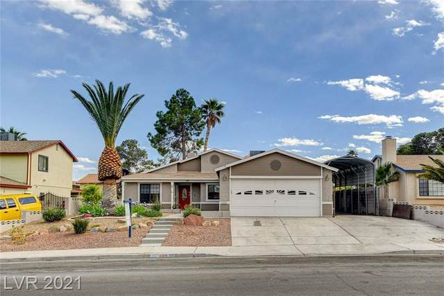 8129 Ducharme Avenue, Las Vegas, NV 89145 (MLS #2288164) :: Jeffrey Sabel