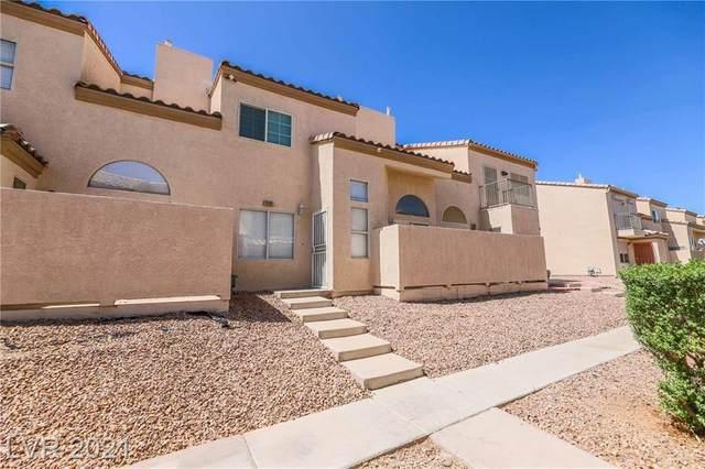 5450 Morris Street #1220, Las Vegas, NV 89122 (MLS #2288165) :: The Mark Wiley Group | Keller Williams Realty SW