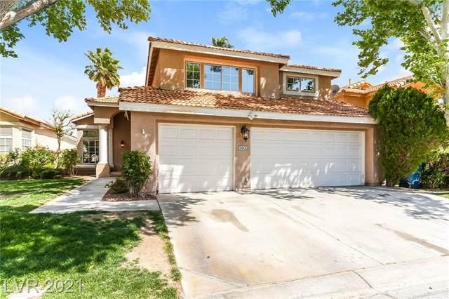 5500 Big Sky Lane, Las Vegas, NV 89149 (MLS #2288166) :: Custom Fit Real Estate Group