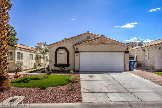 3945 James Paul Avenue, Las Vegas, NV 89104 (MLS #2288167) :: Lindstrom Radcliffe Group