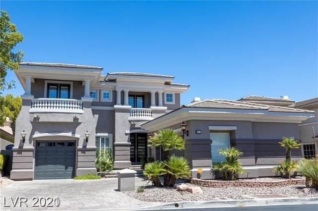 413 Pinnacle Heights Lane, Las Vegas, NV 89144 (MLS #2288170) :: The Mark Wiley Group | Keller Williams Realty SW