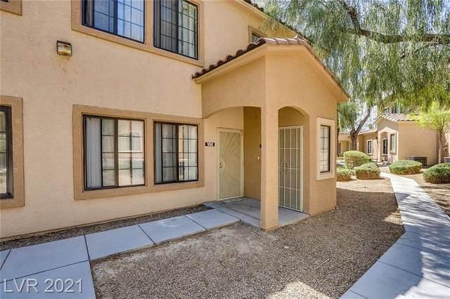 2030 Rancho Lake Drive #108, Las Vegas, NV 89108 (MLS #2288172) :: DT Real Estate