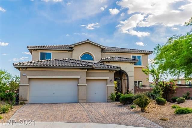 7335 Gildor Court, Las Vegas, NV 89178 (MLS #2288173) :: ERA Brokers Consolidated / Sherman Group
