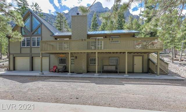 2360 Avalanche Trail, Mount Charleston, NV 89124 (MLS #2288174) :: Team Michele Dugan