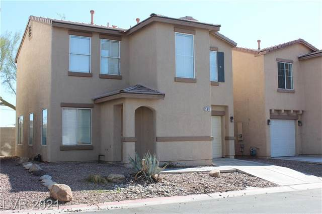 5911 Amber Sky Avenue, Las Vegas, NV 89156 (MLS #2288180) :: The Mark Wiley Group | Keller Williams Realty SW